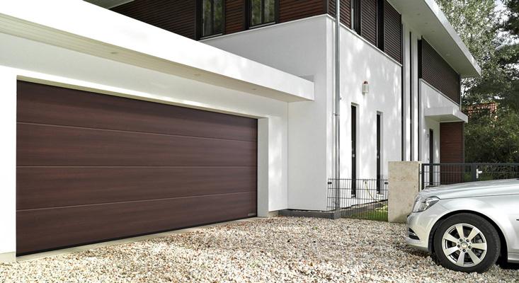 Hormann Duragrain Garage Door