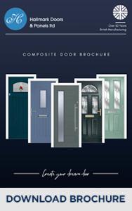 Oakley Windows Hallmark Composite Door Brochure